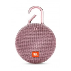 JBL Clip 3 Wireless Portable Bluetooth Speaker - Pink
