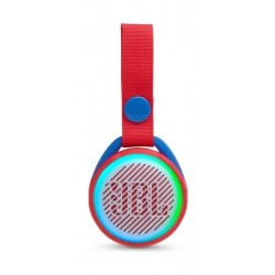 JBL JR POP Kids Portable Bluetooth Speaker - Red