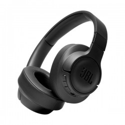 JBL Tune 750BTNC Noise-Canceling Wireless Over-Ear Headphones - Black