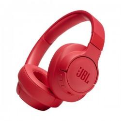 JBL Tune 750BTNC Noise-Canceling Wireless Over-Ear Headphones - Coral