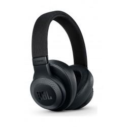 JBL E65BTNC Bluetooth Over-Ear Noise Cancelling Headphone - Black