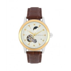 Jean Bellecour Automatic Analog Gents Leather Watch (JBP1901)