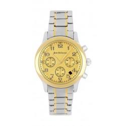 Jean Bellecour Quartz Chronograph Gents Metal Watch - JBP1908