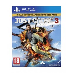 Just Cause 3: Day One Edition  (with Arabic Language) - PS4 Game