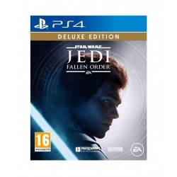 Star Wars Jedi: Fallen Order Deluxe Edition - PlayStation 4 Game