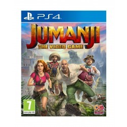 Jumanji: The Video Game - PlayStation 4 Game