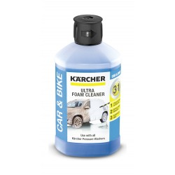 Karcher 3-in-1 Ultra Foam Cleaner