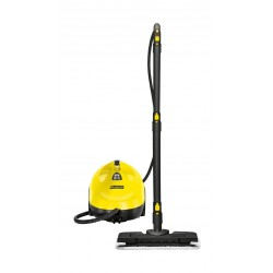 Karcher SC2 1500 W, 3 Bar Multi-Purpose Steam Cleaner - Yellow