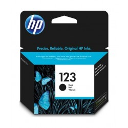 HP Ink 123 Black Ink