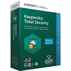 Kaspersky Total Security – 3 User