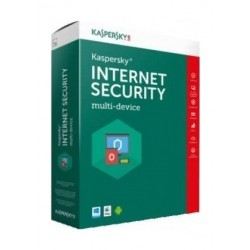 Kaspersky Internet Security MD 2020 -1+1 User