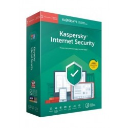 Kaspersky Internet Security 2019 - 2 Users