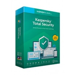 Kaspersky Total Security 2019 - 4 User