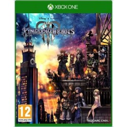 Kingdom Hearts III Standard Edition - Xbox One Game
