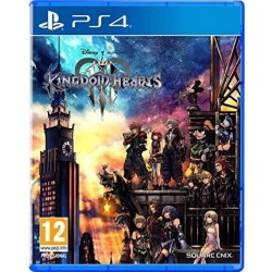 Kingdom Hearts III Standard Edition - PlayStation 4 Game