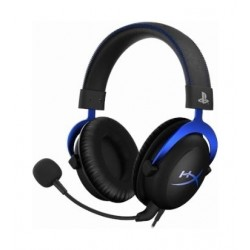 Kingston HyperX Cloud PS4 Wired Headset - Blue
