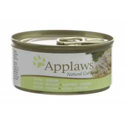 Applaws Kitten Tin Food Chicken Formula 70g