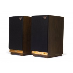 Klipsch The Sixes Bluetooth Active Speaker - Walnut