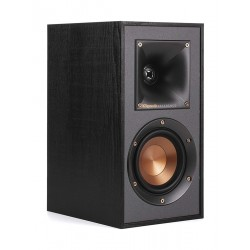 Klipsch R-41M Passive Bookshelf Speaker - Black