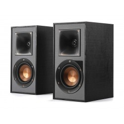 Klipsch R-41PM Powered Bookshelf Active Speaker - Black