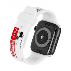 Casemate Kodak Apple Watch 42/44MM Strap - White