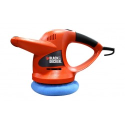 Black & Decker 60 Watts Car Polisher / Waxer (KP600-AE)