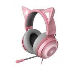Razer Kraken Kitty Edition Wired Gaming Headphone - Quartz