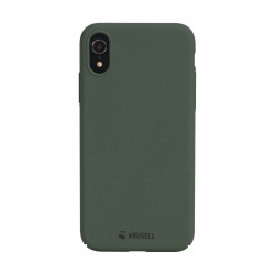 Krusell Sandby iPhone XR Back Case (61479) - Moss