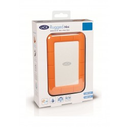 LaCie Rugged Mini 1TB Portable External Hard Drive