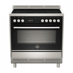 Lagermania 90x60 CM Electric Cooker (TUS9CER61LBX) at the best price in Kuwait. Shop online and get free shipping from Xcite Kuwait.