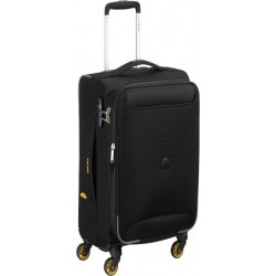 Delsey Chartreuse 81CM Soft Luggage - Black