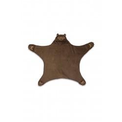Lavatelli Kanguru Bear Blanket (1197) - Brown