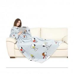 Lavatelli Kanguru Deluxe Snoopy Blanket (1124)