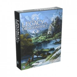 Legacy of Dragonholt Board Game