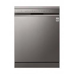 LG 5 Program 14 Please Settings Dishwasher (DFB512FP) - Silver