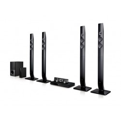 LG 1200W 5.1Channel DVD Home Theatre System (LHD756W)