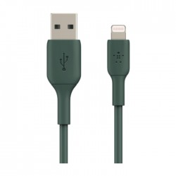 Belkin Lightning to USB-C Cable - Midnight Green