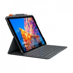 Logitech iPadAir (3rd Gen) Bluetooth Keyboard Case in Kuwait | Buy Online – Xcite