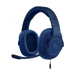Logitech G433 7.1 Surround gaming Headset (981-000687) - Blue