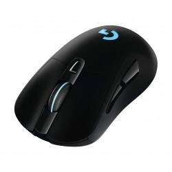 Logitech G703 Lightspeed Wireless Mouse - Black