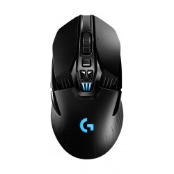 Logitech G902 Lightspeed Wireless Mouse - Black