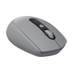 Logitech M590 Silent Wireless Bluetooth Mouse (910-005198) - Mid Grey