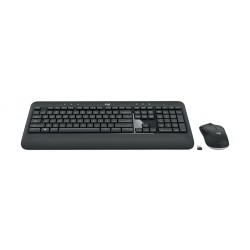 Logitech MK540 Wireless Keyboard and Mouse Combo (920-008693) - Black