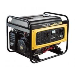 Kipor KGE6500E Gasoline Generator - 25L - Black