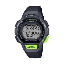 Casio 43mm Gent's Resin Digital Sports Watch - (LWS-1000H-1AVDF)
