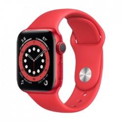 Apple Watch Series 6 Cellular 44mm Red Case in Kuwait | Buy Online – Xcite