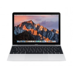 Apple MacBook Intel Core-m3 8GB RAM 256GB SSD 12-inch Laptop (MNYH2AE/A) - Silver