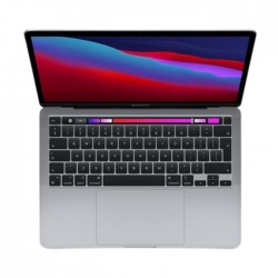 Apple Macbook Pro M1, RAM 8GB, 256GB SSD 13.3-inch (2020) English Keyboard  - Silver