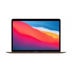 "Apple MacBook Air Core i3 8GB RAM 256GB SSD 13.3"" 10th Generation Laptop (2020) – Gold"