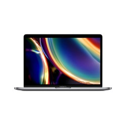 "Apple Macbook Pro M1 8GB RAM 256GB SSD 13.3"" Laptop (MYDA2ZP/A) - Silver"